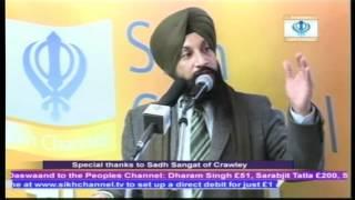 19.02.2012 - 45 Min - Saka PUNJA & NANKANA Sahib - Dr. Sukhpreet Singh Udhoke - Crawley London UK