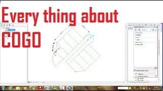 19-2, Wie die Verwendung der GIS-COGO-Bericht n erstellen Sie eine dimension-layer
