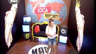 ❅ Loca Report στο Μad TV ❅ (20/10/16)