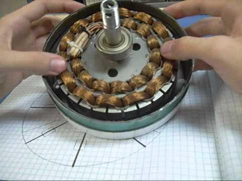 Ceiling Fan Alternator