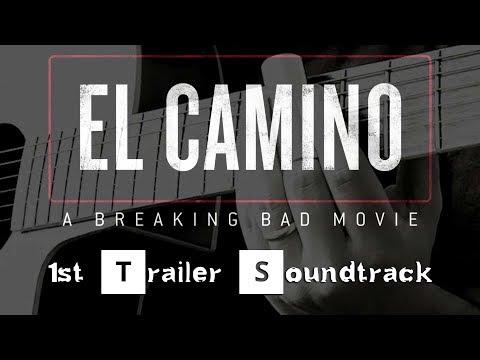 El Camino: A Breaking Bad Movie – 1st Trailer Soundtrack – Guitar Version