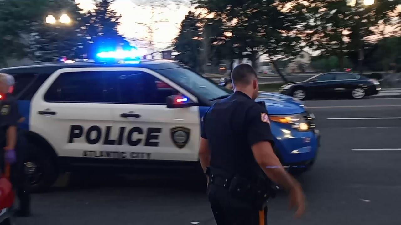 POLICE DEMAND WELFARE CHECK AT GRANDMA'S (First Amendment Boston Audits)