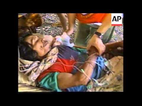 PHILIPPINES: UPI: CHOLERA OUTBREAK KILLS 10