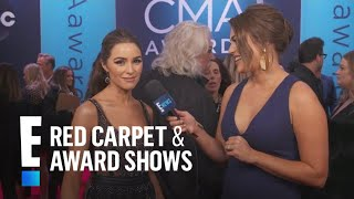 Who Olivia Culpo Wants to Meet Most at 2018 CMA Awards   E! Red Carpet & Award Shows