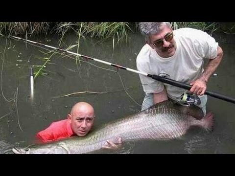 видео про рыболовов