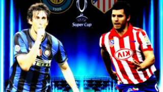 PES 2011 Soundtrack - Ingame - UEFA Super Cup