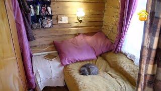 видео Деревенский стиль: особенности обустройства приусадебного участка и дома