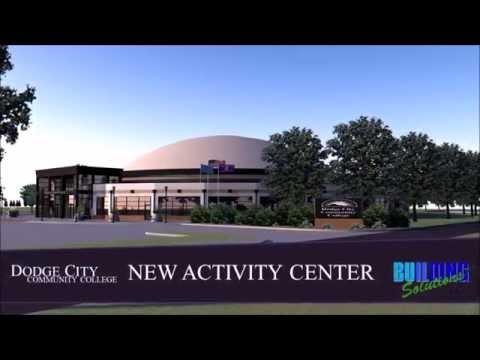 Dodge City Community College Dome