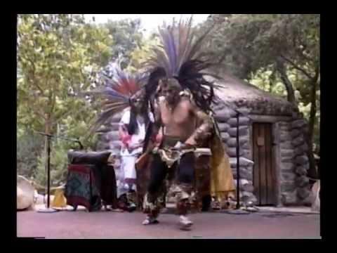 Aztec Warrior Dance