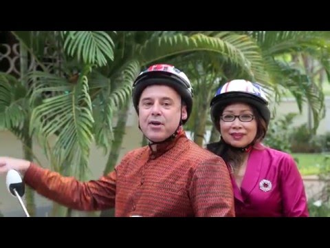 2015 Holiday Message from Ambassador and Mrs. Heidt, U.S. Embassy Phnom Penh, Cambodia