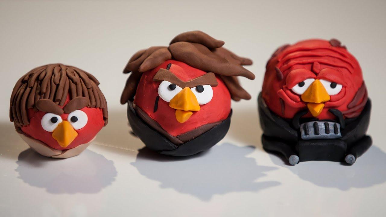 3 ANAKIN BIRDS Clay Model EvanTubeHD Behind the Scenes ANGRY