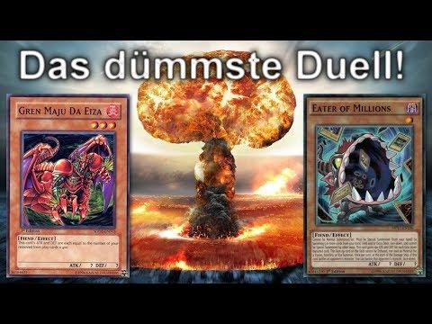 Yu-Gi-Oh Online (German) Duell 543 : Das dümmste Duell!