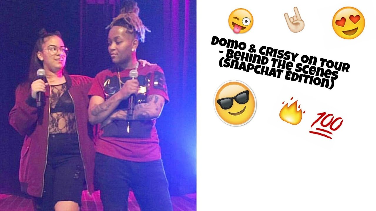 Domo and crissy snapchat