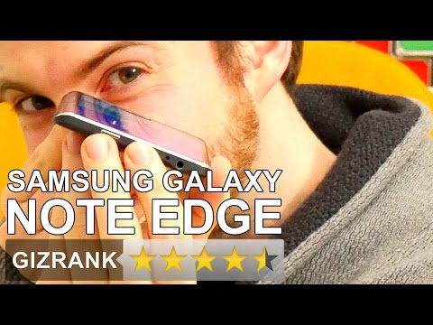 Test: Samsung Galaxy Note Edge - Das bessere Note 4?