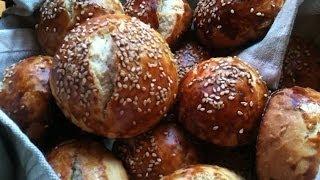 Repeat youtube video Qrachel Or Moroccan Brioche Bread وصفة القراشل او خبز البريوش المغربي المطبخ المغربي