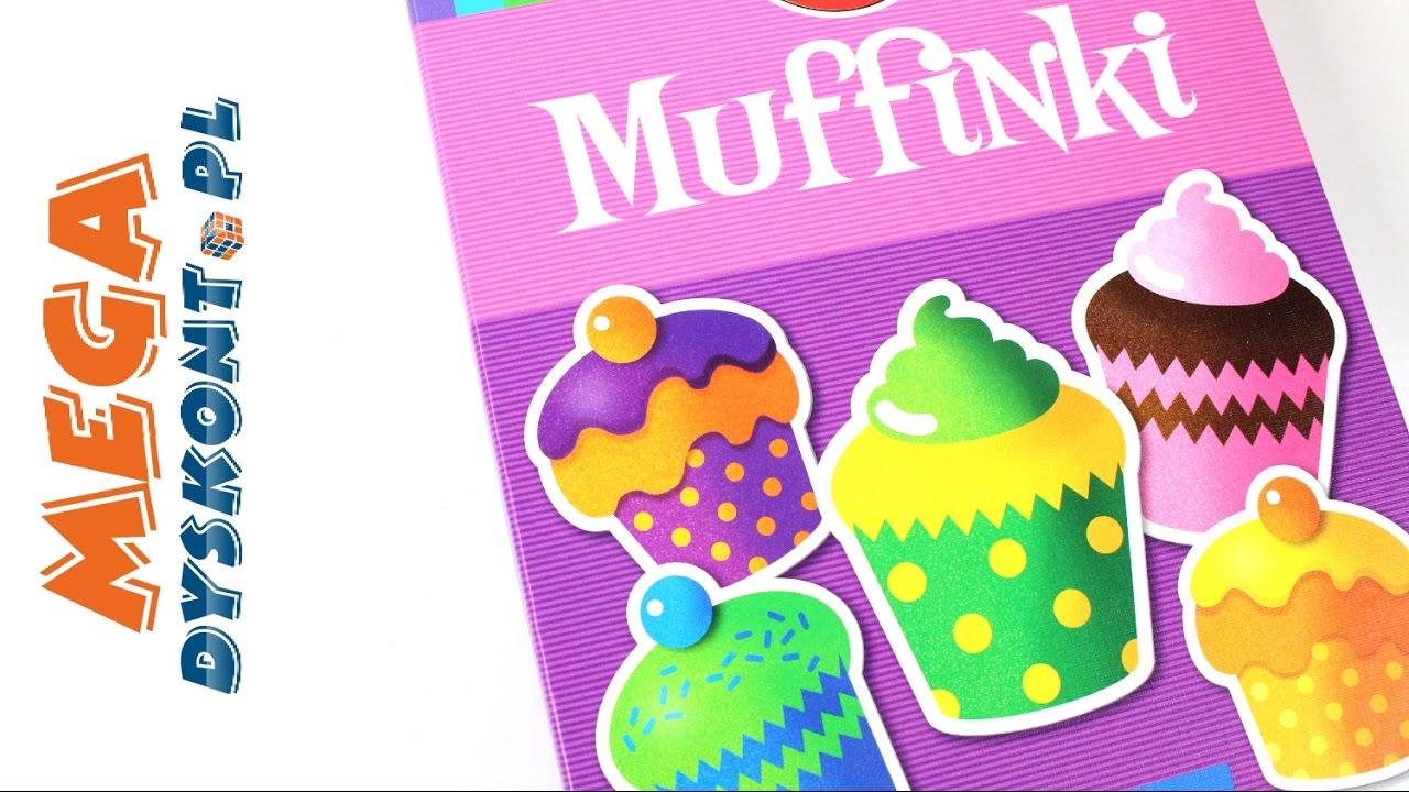 muffinki zbierz jak najwi cej babeczek gry rodzinne dla dzieci granna youtube. Black Bedroom Furniture Sets. Home Design Ideas