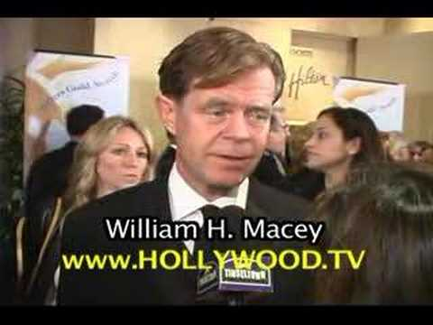 William H. Macey  How to make it in Hollywood