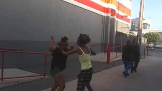 Ghetto fight