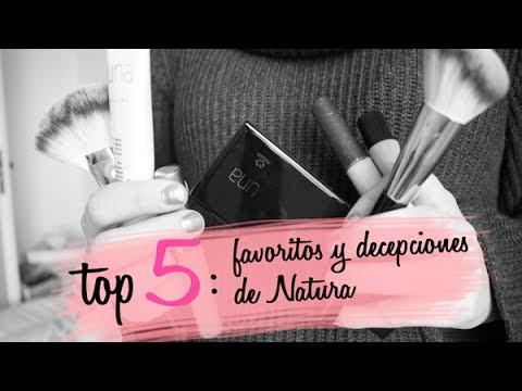 Top 5 Favoritos y Decepciones de Natura - HelloSunshineArg
