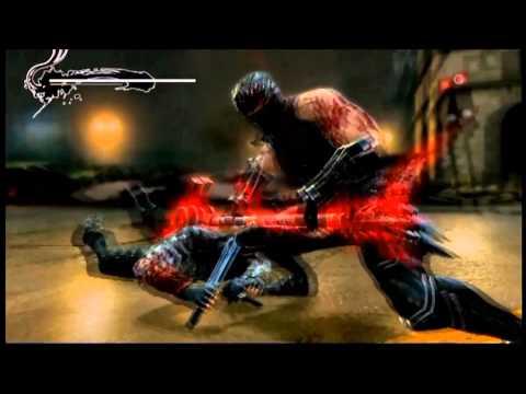 Box Plays Ninja Gaiden 3 (PS3)- Part 1
