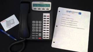 Changing Your Toshiba Voicemail Timestamp