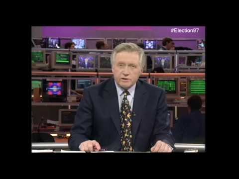 BBC 1997 General Election (2017 Broadcast) -  Part Two