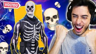 THE MOST ANTICIPATED SKIN OF THE YEAR HAS RETURNED BETTER!! -Fortnite, the