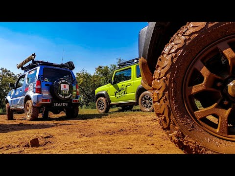 Front Runner Jimny Clan Part 1 - New vs Old (2019)