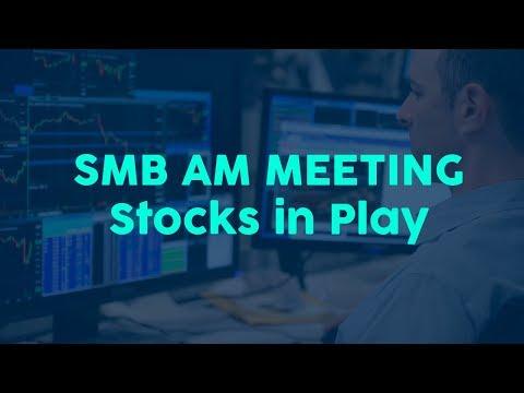 SMB AM Meeting May 28th