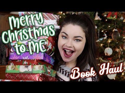 MERRY CHRISTMAS TO ME BOOK HAUL