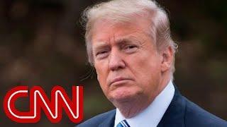 Trump tweets all-caps threat to Iran