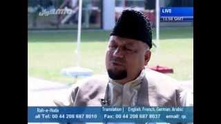 Rahe Huda 2nd June 2012, Live from Jalsa Salana Germany ~ Islam Ahmadiyya
