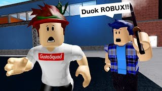 I have invited my fans to Roblox Murder Mystery server!
