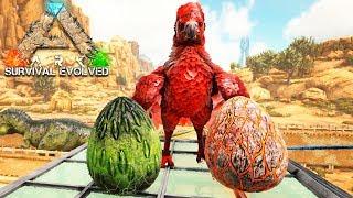 АЛЬФА АРГЕНТ и Его Яйца в ARK Survival Archaic Ascension #7