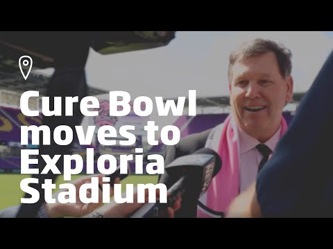 Mike Bianchi's Open Mike - The Cure Bowl Moves to Exploria Stadium