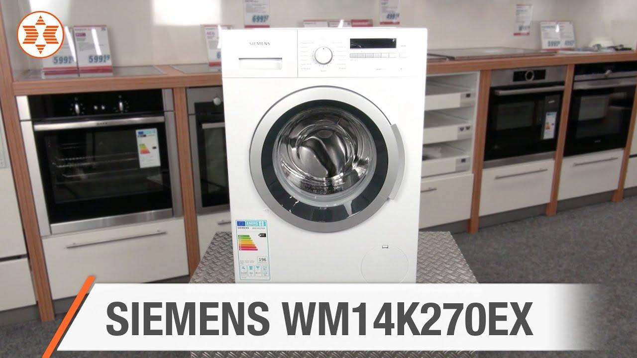 Siemens waschmaschine wm k ex jubiläums angebot der woche
