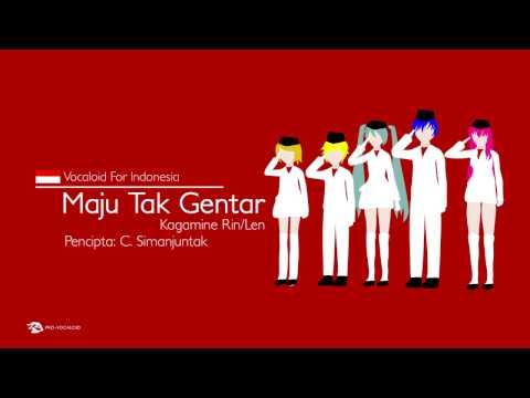 【Pro-Vocaloid feat. Kagamine Rin, Len】 Maju Tak Gentar