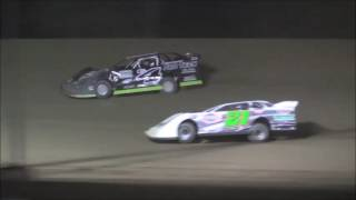 Atomic Speedway AMRA/STARS Late Model Feature