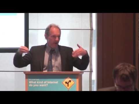 Tim Berners-Lee at INET New York - June 14 2011.