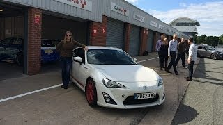 Toyota GT86 Track Day Oulton Park, 2014-06-05 14:13:42