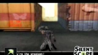 Silent Scope Complete - Trailer E3 2003 - Xbox