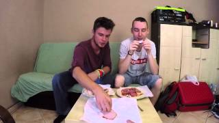PIZZA CHALLENGE! /With: Max