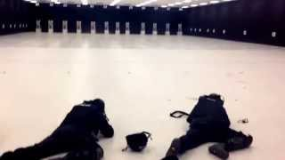 West Yorkshire Police's Firearms Training With Live Ammunition (june 2014)
