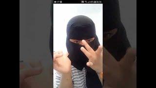 البيكو لايف :  سعودية في بث مباشر .. شوفو شنو بتقول .. ممنوع دخول البنات
