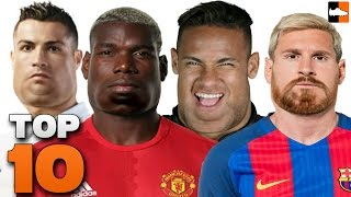 Top 10 Fat Footballers - Biggest Players Ever!