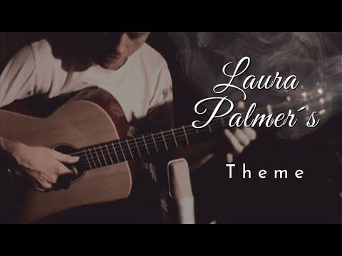 M. Tallstrom - Laura Palmer´s Theme (Love Theme) - baritone guitar