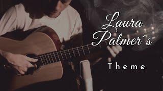 Laura Palmer´s Theme (Love Theme) - baritone guitar