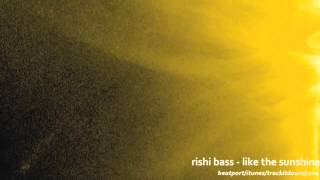 Rishi Bass - Like The Sunshine