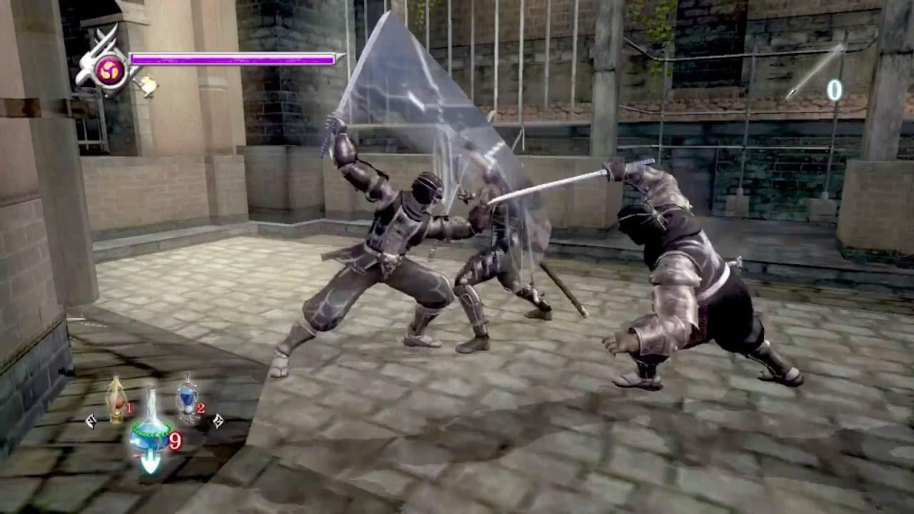 Ninja Gaiden Sigma Plus Vita Gameplay Youtube