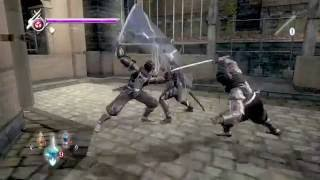 Ninja Gaiden Sigma Plus Vita Gameplay